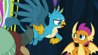 """Gallus """"this never would have happened"""" S9E3"""