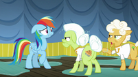 Goldie -you've had your mane in a twist- S8E5
