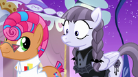 Inky Rose surprised by Hoity Toity's vote S7E9