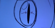 Nightmare Moon opens eye S4E1