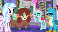 Ocellus -that's a horrible story!- S8E16