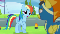 """Rainbow """"I care about all of the Wonderbolts"""" S6E7"""