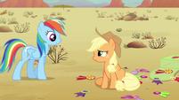 Rainbow Dash but the telegram S2E14