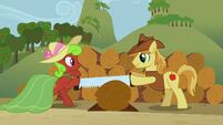 S03E08 Apple Bottom i Braeburn