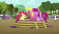 S06E04 Apple Bloom depcze winogrona