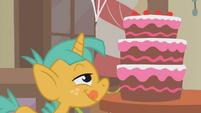 Snails mmm cake S1E12