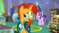 "Sunburst ""I don't have much in common"" S7E24"