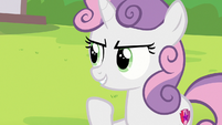 Sweetie Belle -come back and try harder!- S7E21