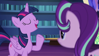 """Twilight """"not one to dwell on the past"""" S6E1"""