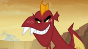 250px-Garble grinning S2E21.png