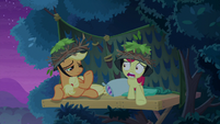 """Apple Bloom """"I think a trap went off!"""" S9E10"""