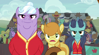 Braeburn --gonna have to get real serious-- S6E18