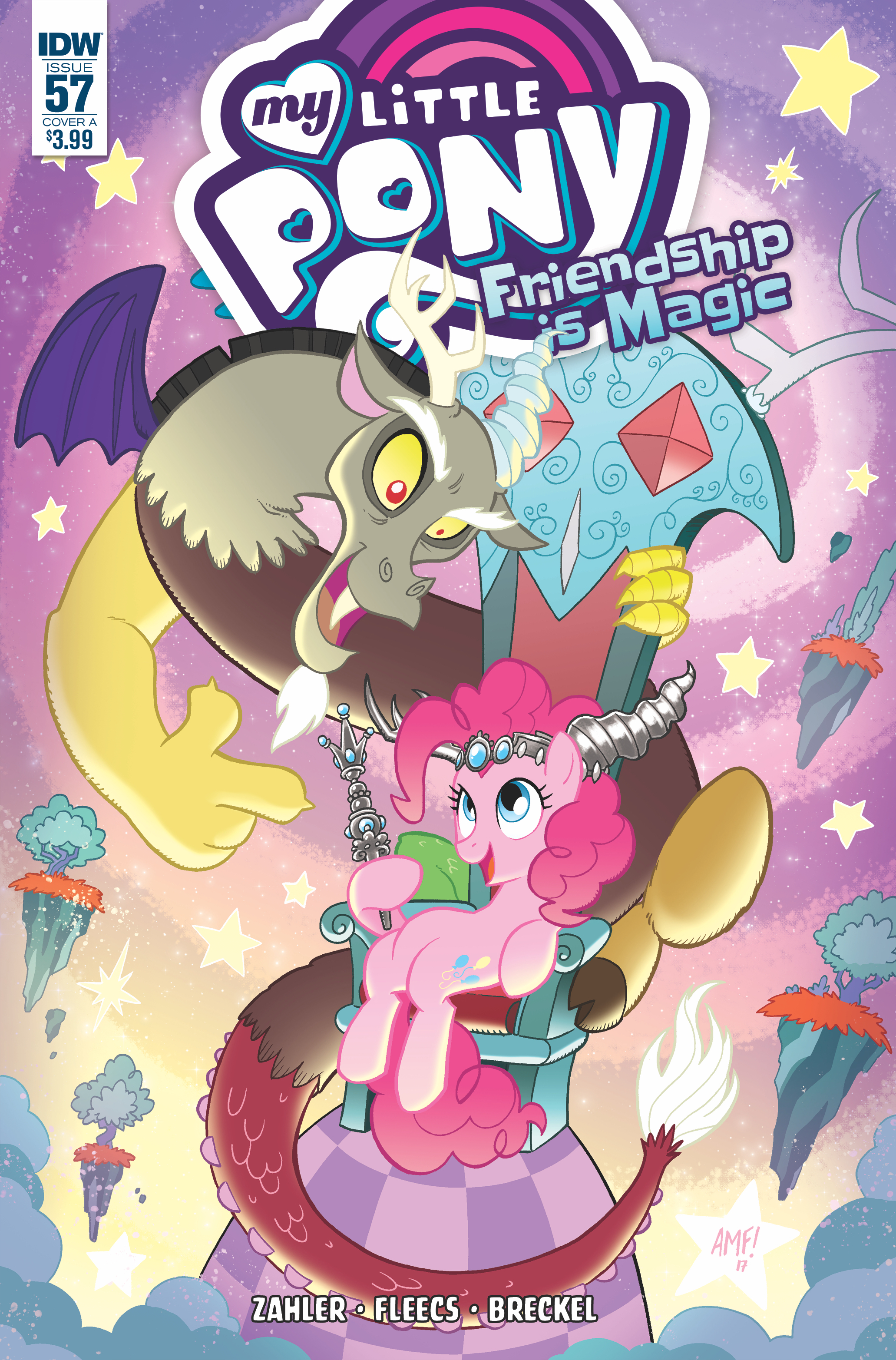Friendship is Magic Issue 57