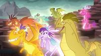 Dragons being --sad-- S6E5