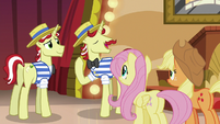 """Flam """"there won't be a pony in town"""" S6E20"""