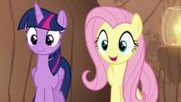 "Fluttershy ""you're rhyming again!"" S7E20"