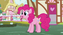 "Pinkie Pie ""what an awesome idea!"" S7E9"