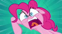 """Pinkie Pie challenges Cheese """"to a goof off!"""" S4E12"""