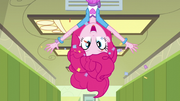 Pinkie Pie pops out of an air vent EG3.png
