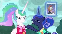 """Princess Luna """"that was Ponygliacci"""" S9E13"""