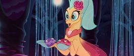 Princess Skystar having a realization MLPTM