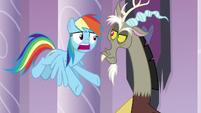 "Rainbow Dash ""a little more helping"" S9E2"