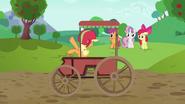 S06E14 Applejack w wozie