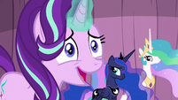 Starlight --what do we have to lose--- S6E2