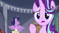 "Starlight Glimmer ""basically what the princesses did"" S7E10"