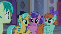 """Student 1 """"if Twilight takes her time"""" S8E25"""