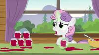Sweetie Belle -can't see what we did wrong- S7E21