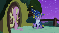 Twilight 'a little quieter' S2E04