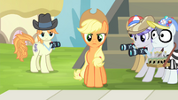 Applejack -this has got to stop!- S4E20