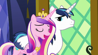 Cadance -we were supposed to attend- S5E19