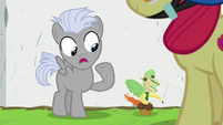 """Chipcutter """"when I look at my sandwich"""" S7E6"""