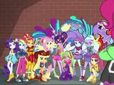My Little Pony Equestria Girls: Dance Magic