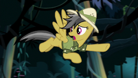 """Daring Do """"Caballeron only wants it"""" S9E21"""