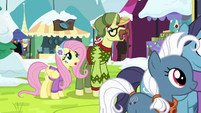 """Fluttershy """"limited number of what?"""" MLPBGE"""