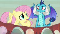 """Fluttershy """"maybe they're lonely"""" S9E9"""