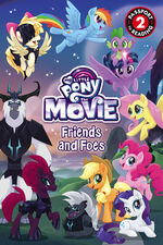 MLP The Movie Friends and Foes cover