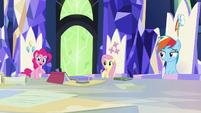 "Pinkie Pie ""I was already in!"" S9E4"