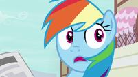 """Rainbow Dash """"the greatest author"""" S7E18"""
