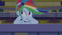 Rainbow listening to the thunder EGSB
