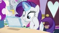 """Rarity """"we had that kind of fun together"""" S7E6"""