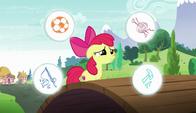 S06E04 Apple Bloom wchodzi na most