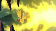 S07E16 Flash Magnus osłania się przed ogniem