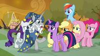 "Star Swirl ""I alerted the princesses"" S9E2"