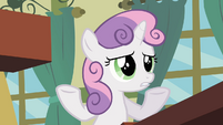Sweetie Belle -if we're supposed to be journalists- S2E23