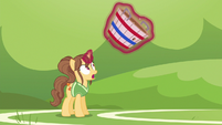Tryout unicorn mare gasps in shock S6E18
