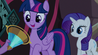 Twilight -where did you find this- S8E25